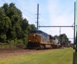 CSX Q409